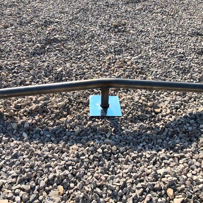 montaggio e smontaggio rete antigrandine icestopper